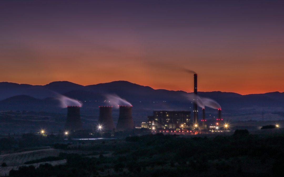 impact energie sur climat