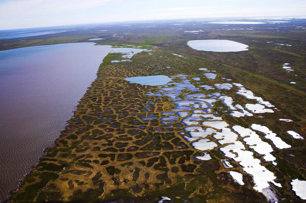 permafrost alaska