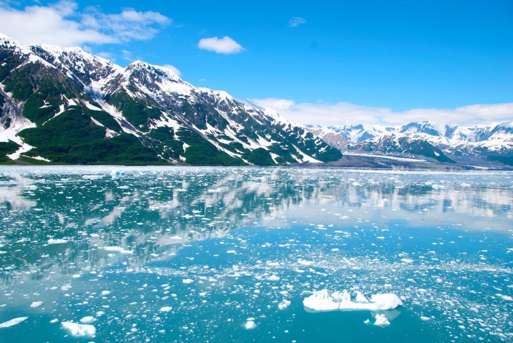 effets fonte des glaciers