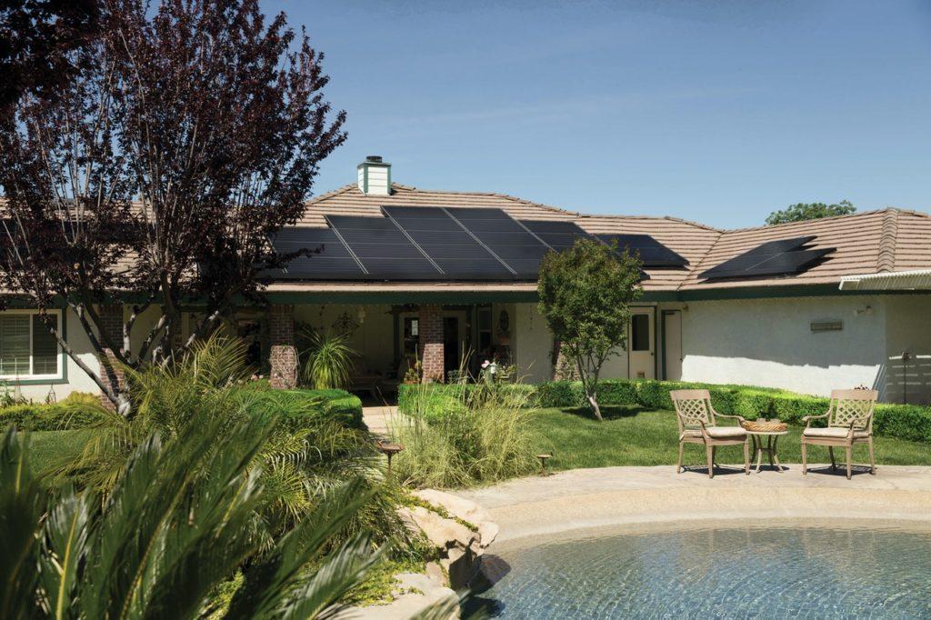 recyclage panneaux solaires
